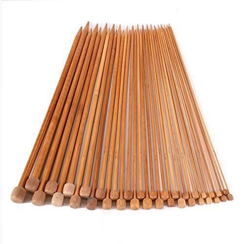 Aiguilles Bambou a Tricot La
