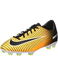 Nike Unisex Kids' Jr Mercurial Victory Vi FG Football Boots