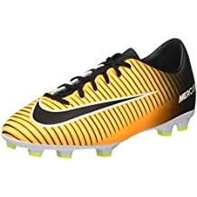 super popular f68d6 78d9c Nike Jr. Mercurial Victory VI FG, Chaussures de Football Mixte Enfant