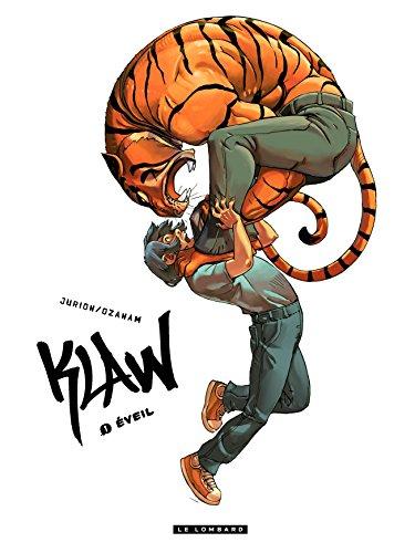 Couverture du livre Klaw – tome 1 - Éveil
