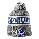 FC Schalke 04 Mütze New Era Bommel Grau
