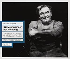 Wagner: Die Meistersinger Von Nürnberg - Bayreuth 1960