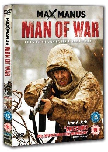 Max Manus - Man Of War [DVD] by Aksel Hennie