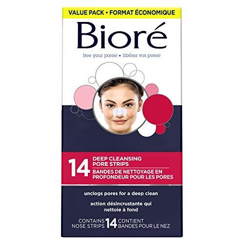 Biore Pore Perfect Deep Reinigung Poren Strips , 14 Nasen strips