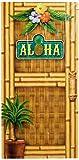 """Best Beistle Of The Doors - Beistle 57314 Aloha Door Cover, 30"""" x 5 Review"""