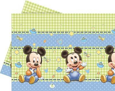 tovaglia baby topolino,1 tovaglia baby topolino,tovaglia di baby topolino,festa baby topolino