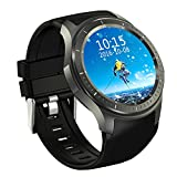 Dreamworldeu Sport Smartwatch Bluetooth Smart Uhr Watch Fitnessarmband Fitness Tracker Armband /Built-in Android 5.1 OS Smartphone,Beste WeihnachtsGeschenk