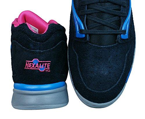 Reebok Pump Omni Lite, Chaussures en Forme de Bottines Mixte Adulte Noir