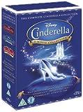Cinderella 1,2 & 3 Box Set [Blu-ray] [1950] [Region Free]