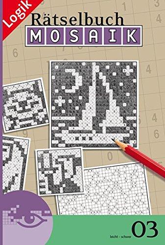 3 (Mosaik Rätselbuch / Logik-Rätsel) ()