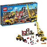 LEGO City 60076: Demolition Site