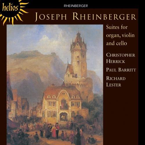 Suiten F.Orgel,Violine & Cello