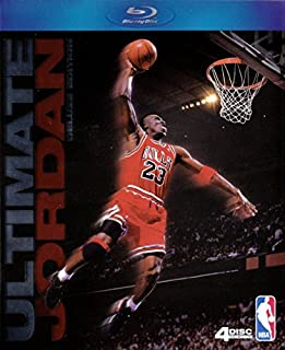 Nba: Ultimate Jordan: Deluxe Edition [Blu-ray] by Nba: Ultimate Jordan: Deluxe Edition (B009TTGL9W) | Amazon price tracker / tracking, Amazon price history charts, Amazon price watches, Amazon price drop alerts