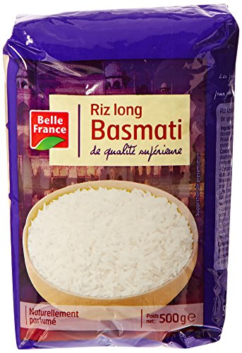 Belle France Riz Long Basmati 500 g -