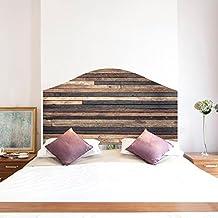 Amazon.it: testiera letto legno