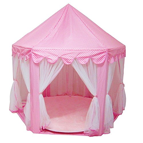 livebox-princess-castle-house-dream-fairy-playhouse-play-tent-for-girls-pink