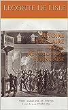 Histoire populaire de la Révolution française: Littératture et Histoire; Livre de Leconte de...