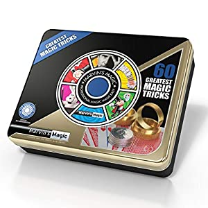 Marvins Magic MMT 6001 60 Greatest Magic Tricks