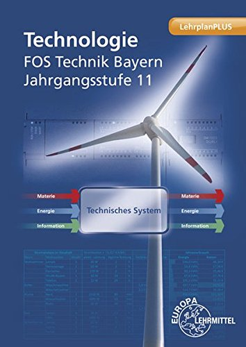 Technologie FOS Technik Bayern: Jahrgangsstufe 11