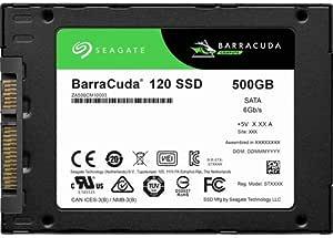 Seagate Barracuda 120 Ssd 500gb 2 5 Bulk Pack Computer Zubehör