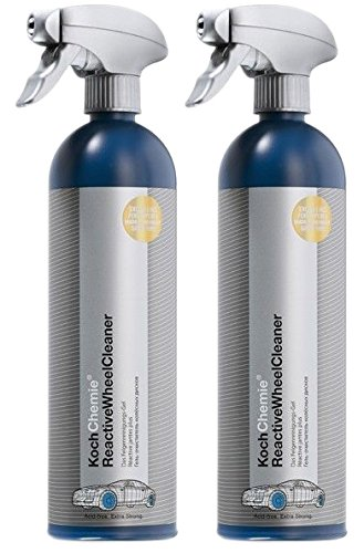 Koch Chemie 2x Reactive Wheel Cleaner Felgenreiniger Felgenreinigungs-Gel 750 ml