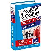 Dictionnaire Le Robert & Collins Poche Plus anglais et son dictionnaire à télécharger PC