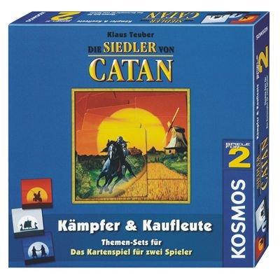KOSMOS 6937180 - Siedler von Catan: Kmpfer und Kaufleute