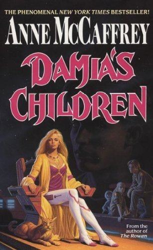 (Damia's Children) By McCaffrey, Anne (Author) Mass market paperback on (02 , 1994)