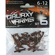 GALAXYARMS Set 6, Kupfer, 16-teilig, 1Set
