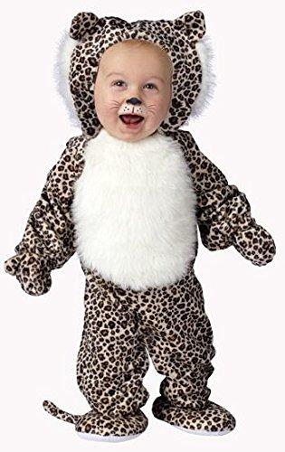 Peluche Leopard Costume bambino Grande