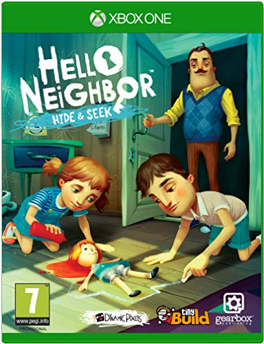 Hello Neighbor Hide And Seek  (Xbox One)