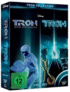 Tron Collection: Tron - Das Original / Tron Legacy [3 DVDs]