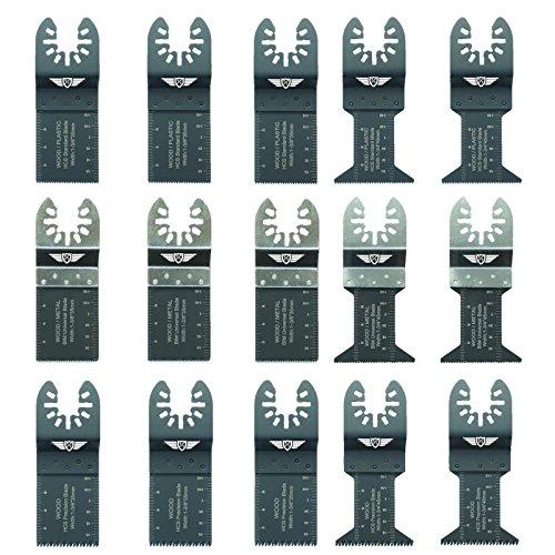 15 x TopsTools FAK15 rápido ajuste mezcla omóplatos