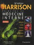Harrison - Principes de médecine interne en 2 volumes