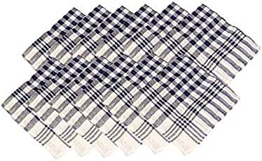 """LAMPARA Multipurpose 26""""*16"""" Kitchen Napkin Floor Cleaning Cloth Table Duster Pack of 12"""