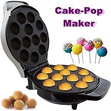 Cake POP Cake Pops Maker buñuelos Masa Lollipop bolas en el palo Hornear Decoración Cumpleaños Niños