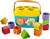 Mattel Fisher-Price FFC84 Babys erste Bausteine