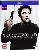 Torchwood: Series 1-4 [Blu-ray] [Region Free]