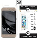 At TheGiftKart, we believe, Best Tempered Glass Screen Protector is the one that you don't feel like is installed on your phone; gives you genuine feel & touch of real glass like your phone's screen gives you & still protects your phone.   HD...