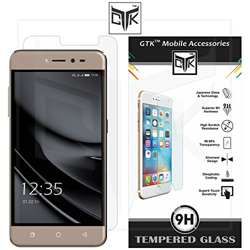Coolpad Note 5 Lite Tempered Glass - Ultra Clear Premium HD Tempered Glass for Coolpad Note 5 Lite - From TheGiftKart™