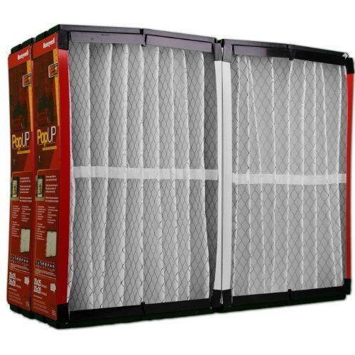 Honeywell 20X25 PopUP Media Air Filter by Honeywell Honeywell Filter Media