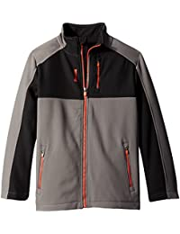 Reebok Big Boys' Distance Soft Shell