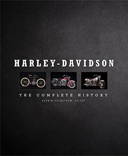 Harley-Davidson: The Complete History por Darwin Holmstrom