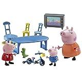 Peppa Pig - Playset Familia (Bandai 04027)