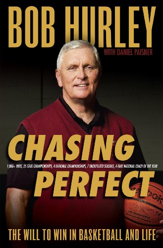 Chasing Perfect: The Will to Win in Basketball and Life (Baseball Coach Jersey)