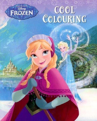 Disney Frozen: Cool Colouring Book