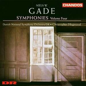 Symphonies Vol. 4 (Hogwood, Danish Nso)