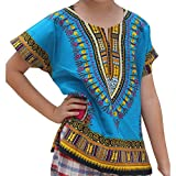 FORH Badebekleidung Unisex T-Shirt Jungen Mädchen Bluse Oberteile Afrikanische Stil Tops Sommer Kurzarm Hemd Mode Sweatshirt Geschenk für Kinder