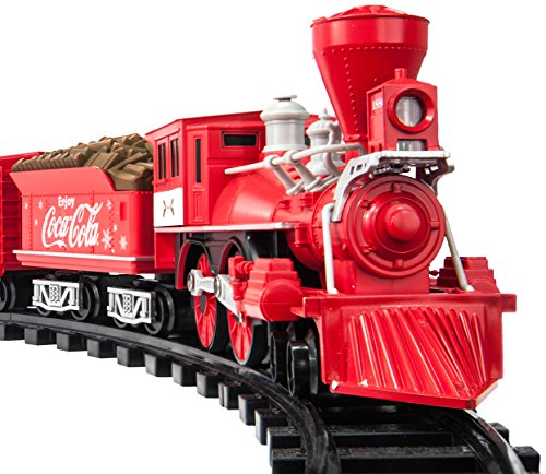 Lionel Trains Coca-Cola Holiday G-Gauge Train Set for sale  Delivered anywhere in UK