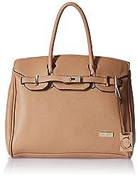 Cathy London Women's Handbag (Brown,Cathy-180)